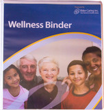 ELDER CARING WELLNESS BINDER