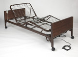 MEDLINE MEDLITE SEMI ELECTRIC HOSPITAL BED