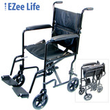 "EZZE LIFE 19"" TRANSPORT CHAIR"