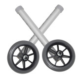DRIVE MEDICAL UNIVERSAL WALKER WHEELS 2PACK