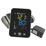 BIOS DIAGNOSTICS LCD AUTOMATIC BLOOD PRESSURE MONITOR