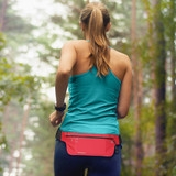 PURATHLETICS MOBILE ME WAIST BAG RED