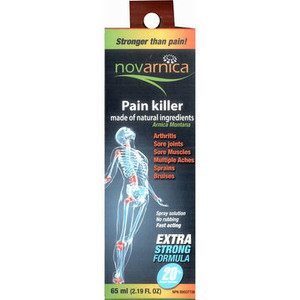 NOVARNICA PAIN KILLER SPRAY