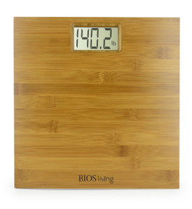BIOS BAMBOO WEIGHT SCALE