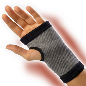 BAMBOO CHARCOAL WRIST SUPPORT