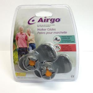 AIRGO WALKER GLIDES FOR 1 inch TUBING