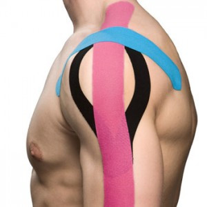 "KINESIO TEX GOLD TAPE 2"" RED"