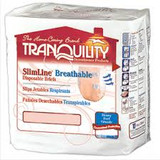 TRANQUILITY SLIMLINE KOMFORT BREATHABLE BRIEFS LARGE CASE