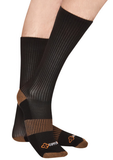 COPPER 88 MID LENGTH COMPRESSION SOCKS