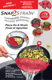 SNAP 2 STRAIN FLEXIBLE STRAINER