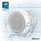 ILUV WATER RESISTANT BLUETOOH SPEAKER FOR SHOWER