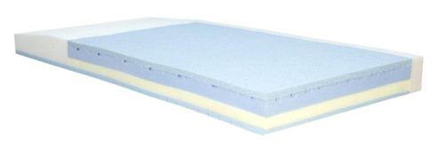 MULTI PLY DYNAMIC ELITE PRESSURE REDISTRIBUTION FOAM MATTRESS