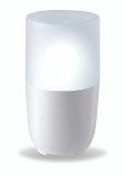 ELLIA SOOTHE ULTRASONIC AROMA DIFFUSER WHITE
