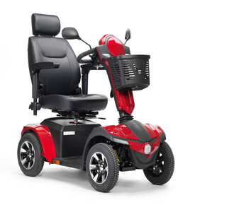 """DRIVE PANTHER 4 WHEEL HEAVY DUTY SCOOTER 20"""""""