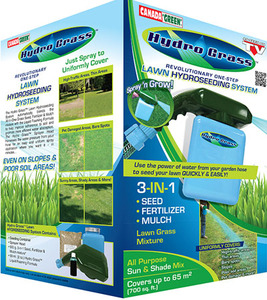 HYDRO GRASS STARTER KIT