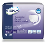 SAMPLE OF TENA PROCTECTIVE UNDERWEAR OVERNIGHT