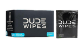DUDE WIPES FLUSHABLE MOIST SINGLE WIPES 30 COUNT