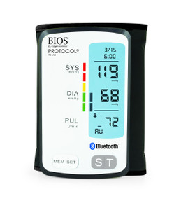 BIOS PROTOCOL 7D MII BLOOD PRESSURE MONITOR