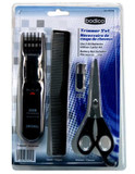 4PC TRIMMER GROOMING SET