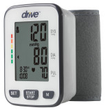 DRIVE DELUXE WRIST BLOOD PRESSURE MONITOR