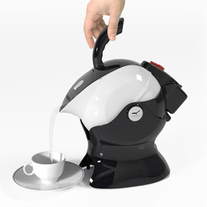 UCCELLO ELECTRIC SAFE TIPPING KETTLE