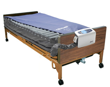 DRIVE MEDICAL HARMONY TRUE LOW AIR LOSS TRI THERAPY MATTRESS REPLACEMENT SYSTEM