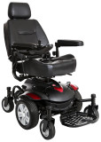 DRIVE MEDICAL TITAN AXS MID WHEEL DRIVE POWERCHAIR