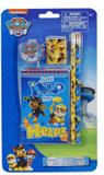 PAW PATROL NICKELODEON 5PC GIFT SET