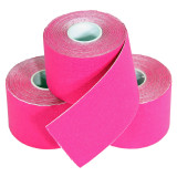 KINESIOLOGY COTTON TAPE ROLL PINK