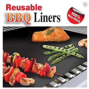 NON STICK BBQ LINER