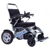 "EZEE FOLD 1G POWER WHEELCHAIR 12"" REAR WHEELS"