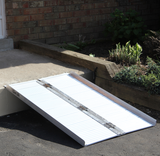 SINGLE FOLD WHEELCHAIR ALUMINUM RAMPS