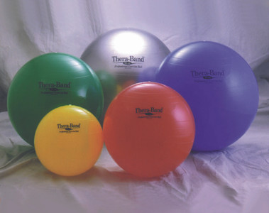 THERA BAND EXERCISE BALLS 75CM BLUE (AC795)