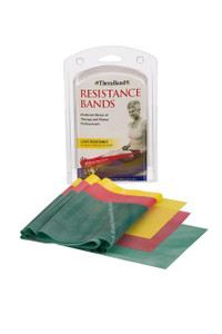 THERA BAND RESISTANCE BANDS PACKS HEAVY (AC798)