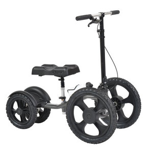 ALL TERRAIN KNEE WALKER KNEE SCOOTER CRUTCH ALTERNATIVE (AC6126)