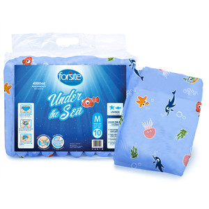 FORSITE UNDER THE SEA MAX ADULT BRIEFS (FH4000*)