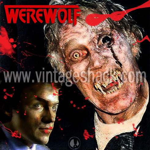 Werewolf TV series 1987 DVD