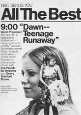 dawn portrait of a teenage runaway on DVD