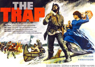 The TRAP DVD Oliver REED All Regions