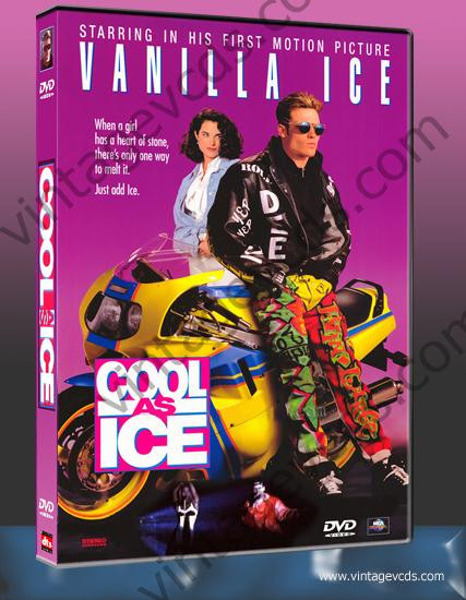 COOL AS ICE STARRING THE ONLY VANILLA ICE ;o)