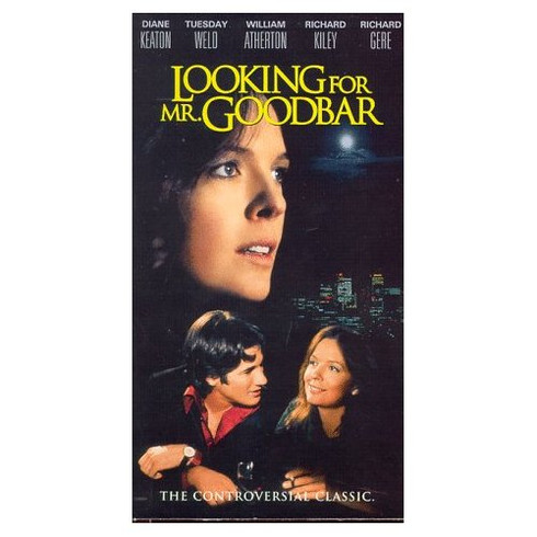 Looking for Mr. Goodbar on DVD starring Diane Keaton 1977