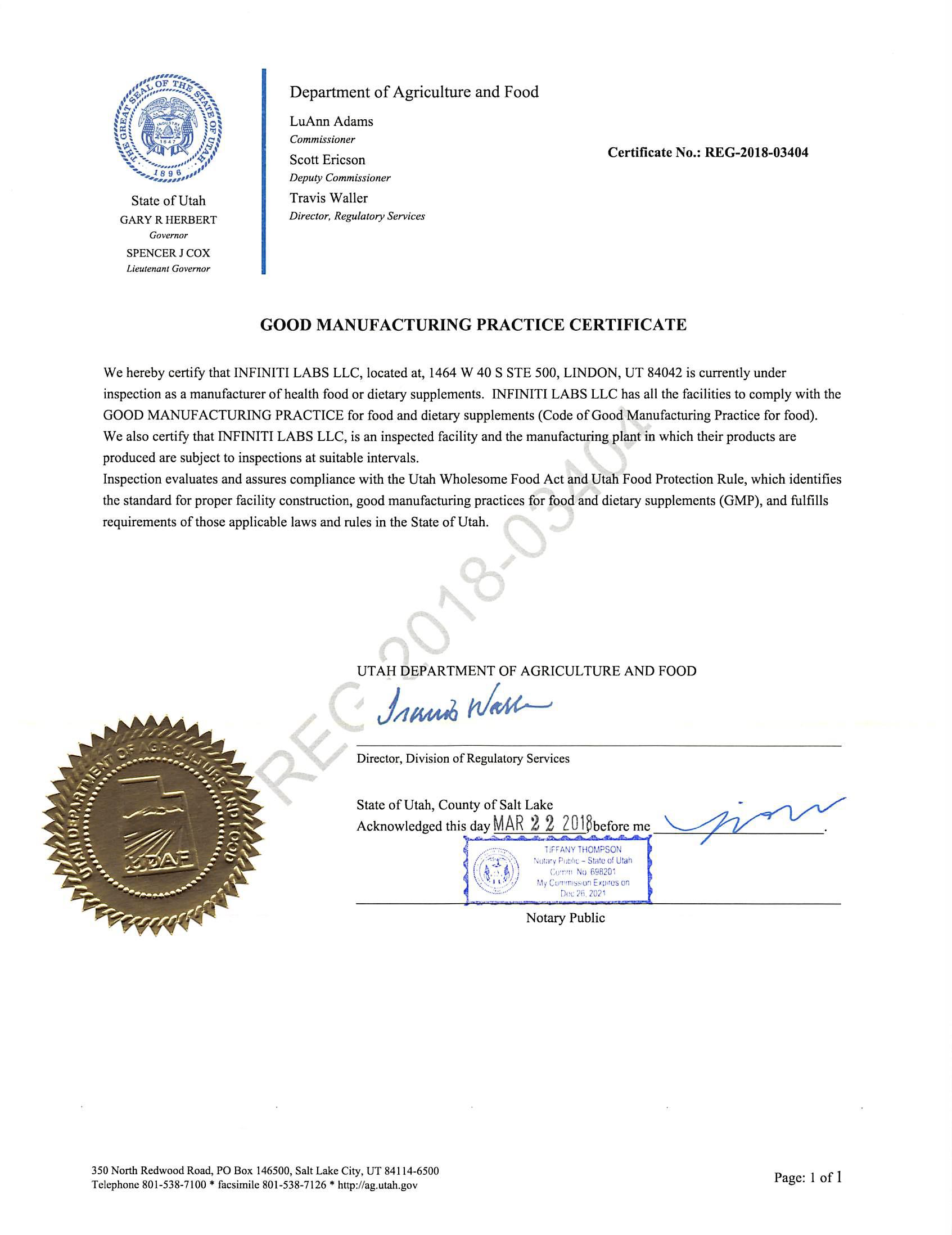 infiniti-labs-gmp-certificate.jpg