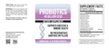 Probiotics 30ct