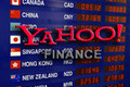 Yahoo Finance currency exchange module
