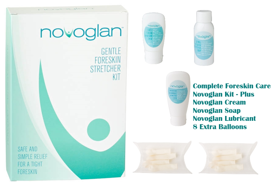 Make huge savings by purchasing this combination kit to treat phimosis tight foreskin