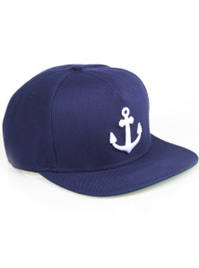 The Original Navy ANCHOR CAP by Knucklehead