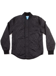 KNOCKABOUT - Quilted Bomber Jacket