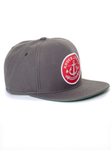 RED ANCHOR BADGE - Knucklehead Cap