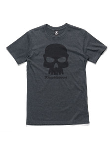 Full Skull - Knucklehead T-shirt, Asphalt