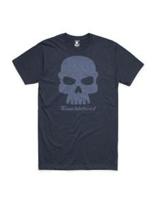 Full Skull - Navy Marle